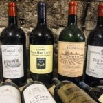 The history of the creation of Bordeaux wines