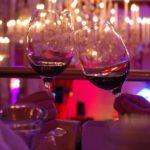 Anatomy of the wine glass