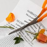 What do you know about the divorce settlement?